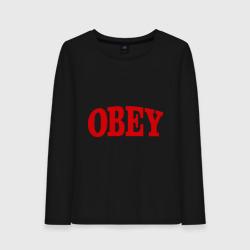 OBEY закругленный