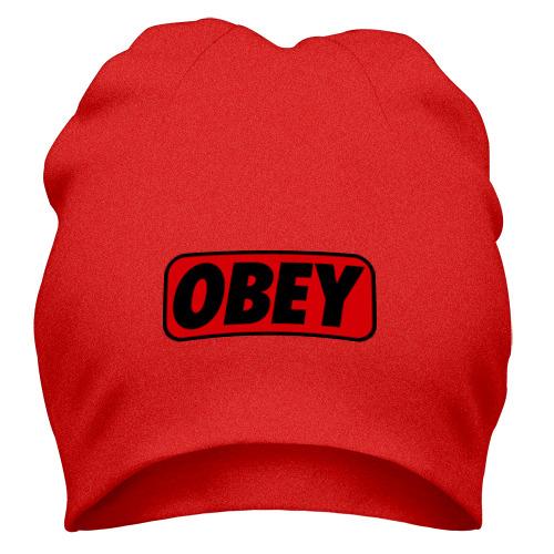 Шапка Лого OBEY