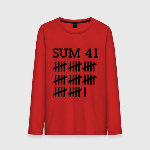 Sum 41 black