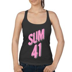 Sum 41 pink - интернет магазин Futbolkaa.ru