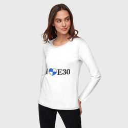 I love e30