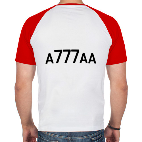 Мужская футболка реглан  Фото 02, Курская область-46
