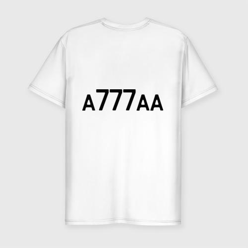 Мужская футболка премиум  Фото 02, Воронежская область-136