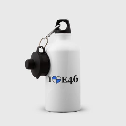 Бутылка спортивная  Фото 03, I love e46
