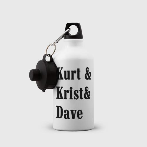 Бутылка спортивная  Фото 03, Kurt & Krist& Dave