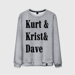 Kurt & Krist& Dave