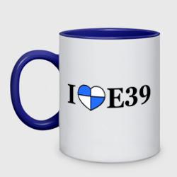 I love e39