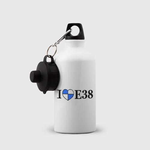Бутылка спортивная  Фото 03, I love e38