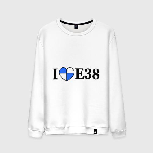 I love e38