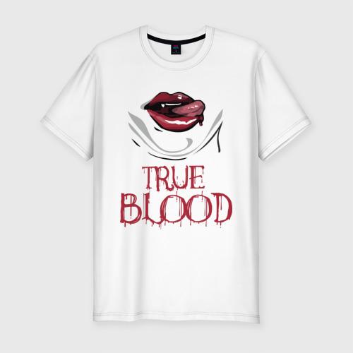 Мужская футболка премиум  Фото 01, true blood
