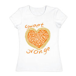 сладкий апельсин - интернет магазин Futbolkaa.ru