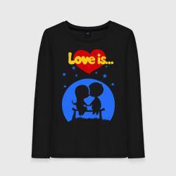 Love is ( любовь ночью ) .