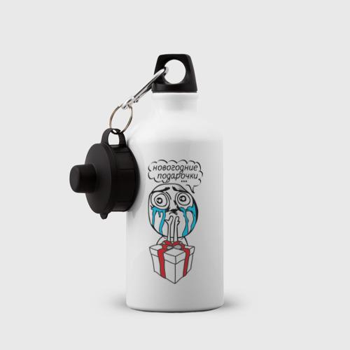 Бутылка спортивная  Фото 03, Новогодние подарочки