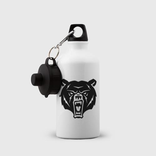 Бутылка спортивная  Фото 03, Медведь