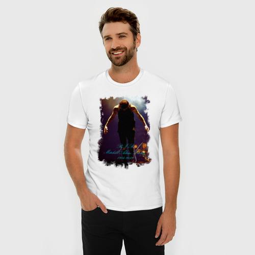 Мужская футболка премиум  Фото 03, Mitchell Adam Lucker, Mitch Lucker, Suicide Silence
