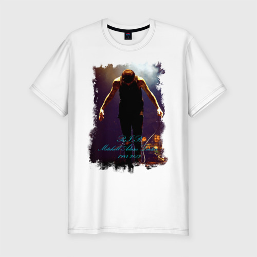 Мужская футболка премиум  Фото 01, Mitchell Adam Lucker, Mitch Lucker, Suicide Silence