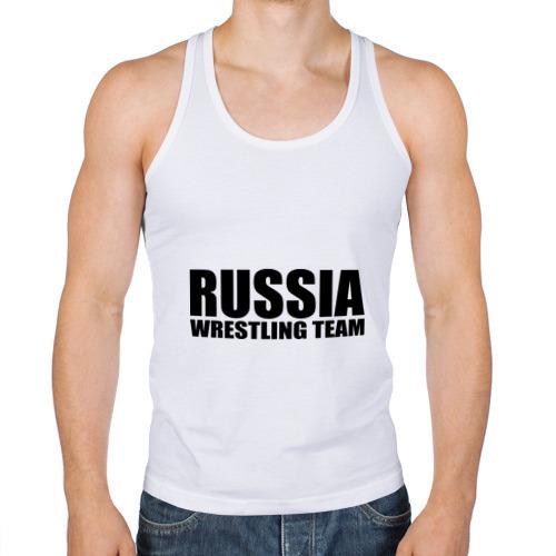 Мужская майка борцовка  Фото 01, Russia wrestling team