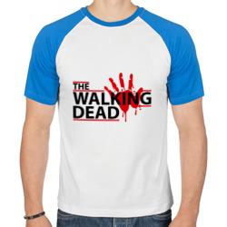 The Walking Dead, кровавый след