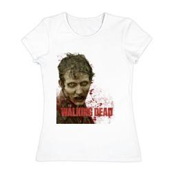 Walking dead зомби