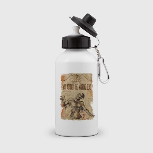 Бутылка спортивная  Фото 01, Мертвецкий плакат