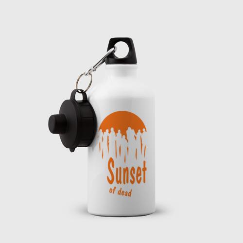 Бутылка спортивная  Фото 03, Sunset of dead