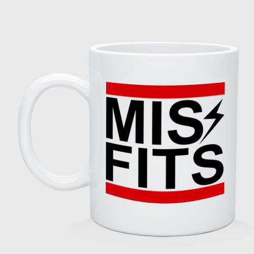 Кружка  Фото 01, Misfits