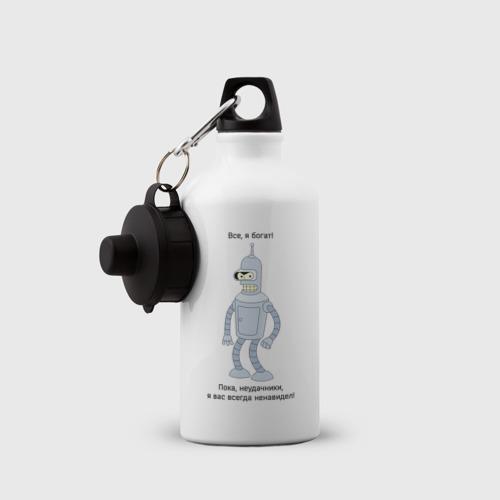Бутылка спортивная  Фото 03, Bender - Пока, неудачники
