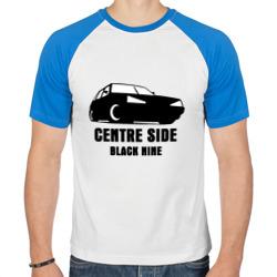 Centre Side Black nine