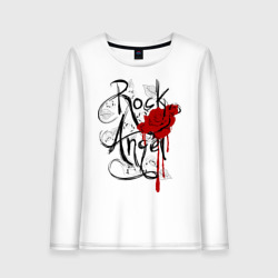 Rock angel red rose