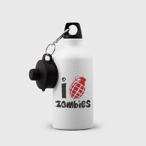 Бутылка спортивная  Фото 03, I Bomb Zombies