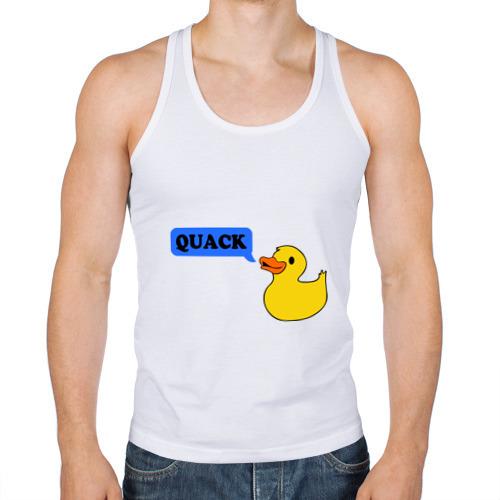 утка говорит quack