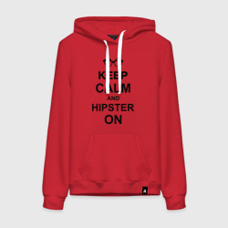 Hipster on