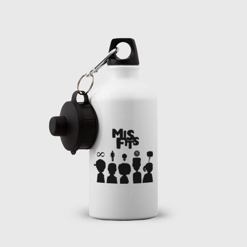 Бутылка спортивная  Фото 03, Misfits:Отбросы