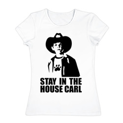 Walking dead - stay in the house Carl