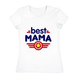 Best mama logo - интернет магазин Futbolkaa.ru