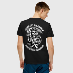 Sons of anarchy back