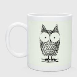 Owl grafic