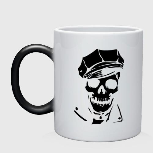 Полицейский череп