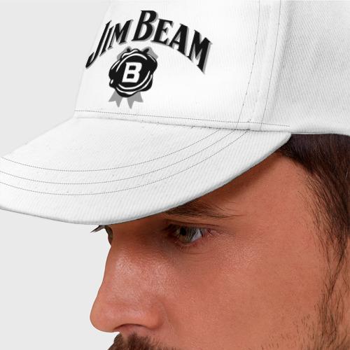 Бейсболка Jim Beam logo
