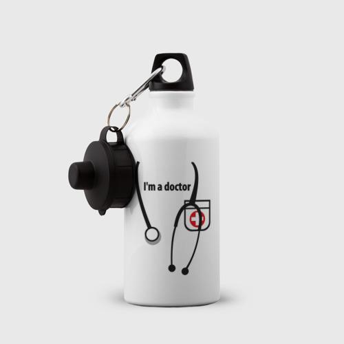 Бутылка спортивная  Фото 03, I m doctor