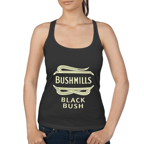 Женская майка борцовка  Фото 01, Bushmills light