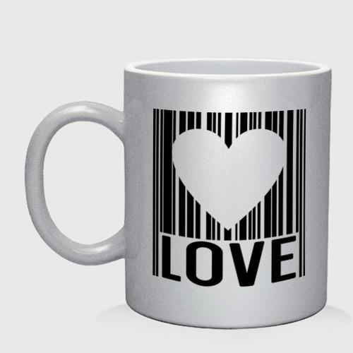 штрихкод love
