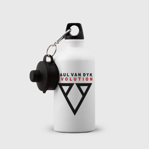 Бутылка спортивная  Фото 03, Paul Van Dyk - evolution