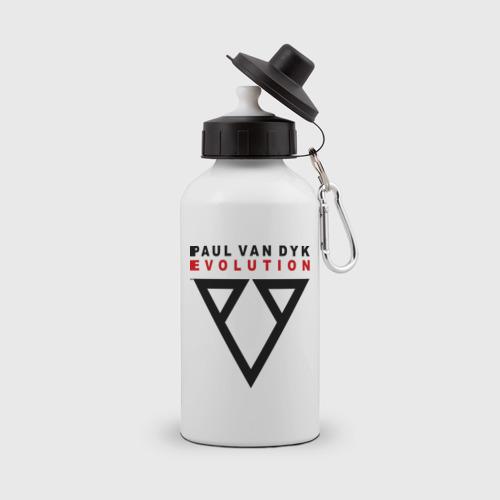 Бутылка спортивная  Фото 01, Paul Van Dyk - evolution
