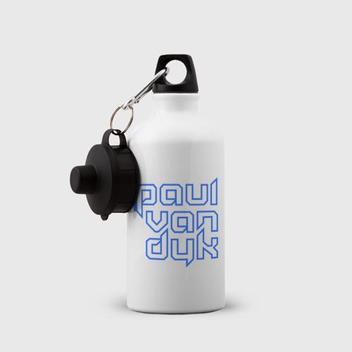Бутылка спортивная  Фото 03, Paul Van Dyk контур