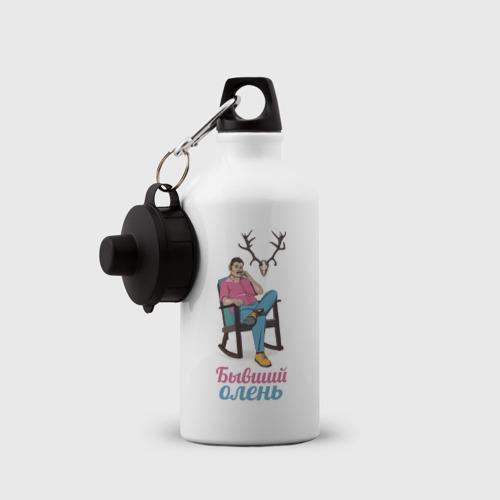 Бутылка спортивная  Фото 03, Бывший олень
