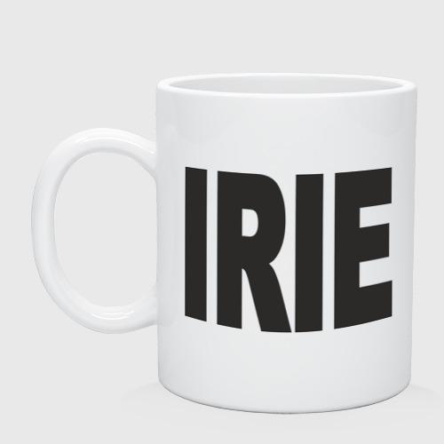 IRIE - футболка Паттинсона и Стюарт