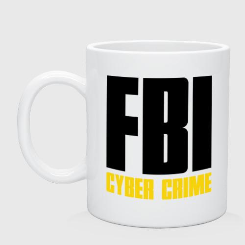 Кружка FBI - Cyber Crime