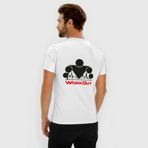 Мужская футболка премиум  Фото 04, Hannibal For King Workout