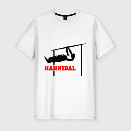 Мужская футболка премиум  Фото 01, Hannibal For King Workout
